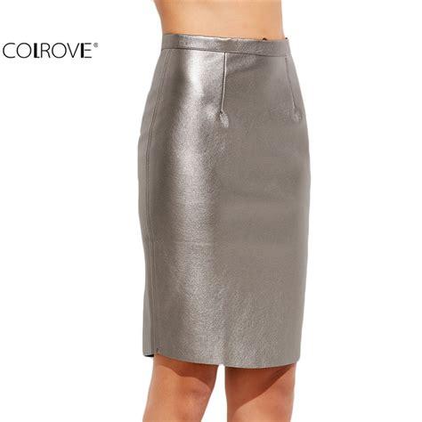 get cheap wear leather mini skirt aliexpress