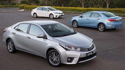toyota sedan toyota corolla sedan review 2014 carsguide