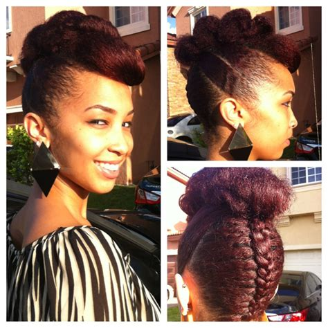 do it yourself short haircuts for black women 60 best images about natural hair styles on pinterest