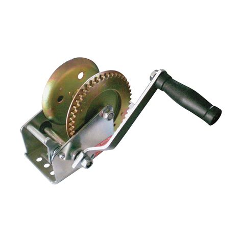 boat winch northern tool ultra tow trailer winch 1600 lb capacity hand winches