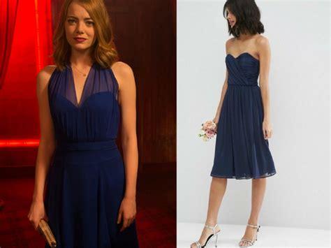 Kalijati Blue Dress By Lnd how to get s la la lovely style from quot la la land quot