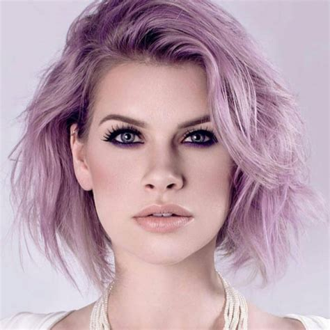 30 charming lilac hair color ideas embrace tenderness