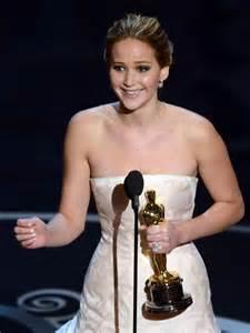 best actress for oscar jennifer lawrence accepts best actress oscar abc news