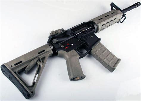 Set Senjata Replika Sesuai Request magpul moe pts m4 at airsoft world popular airsoft