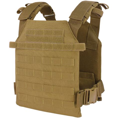 hydration carrier for plate carrier405040504030503040304040400 591 condor sentry lightweight plate carrier coyote brown