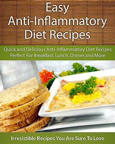 anti inflammatory diet cookbook for beginners 10 for the anti inflammatory diet 35 recipes books free food drink kindle books