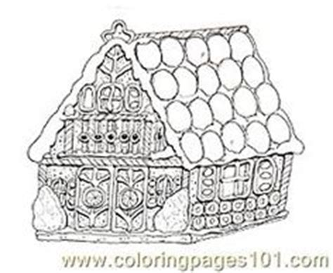 detailed gingerbread house coloring pages 1000 images about coloring pages christmas on pinterest