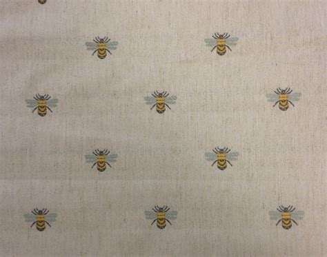 bee upholstery fabric chess bee gold textile express buy fabric online