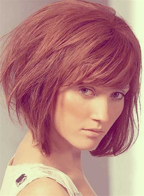 i like this cut with short bangs and longer lawyers right 35 very cute short hair short hairstyles 2017 2018