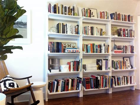 Handmade Bookshelves - kemper smith bookshelves