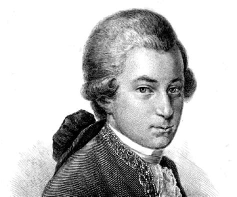 Definitive Biography Of Mozart | image gallery mozart