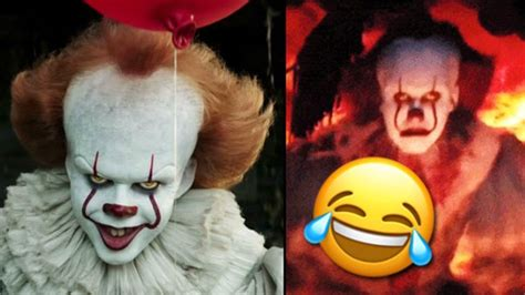 Pennywise The Clown Meme - dancing pennywise has been turned into a meme and it ll