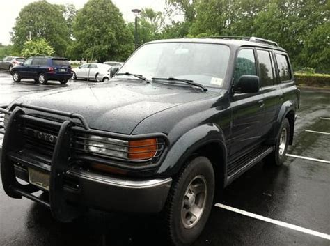 automobile air conditioning service 1993 toyota land cruiser regenerative braking sell used 1993 4wd toyota land cruiser fj80 leather interior remote start low reserve in