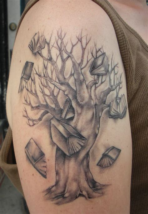 tattooed parents family tree shoulder www pixshark images