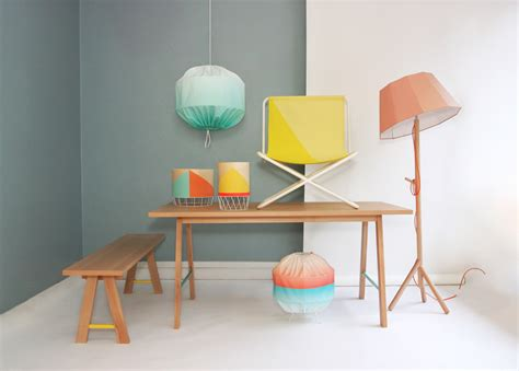 design milk home furnishings vibrant furniture accessories collection by colonel