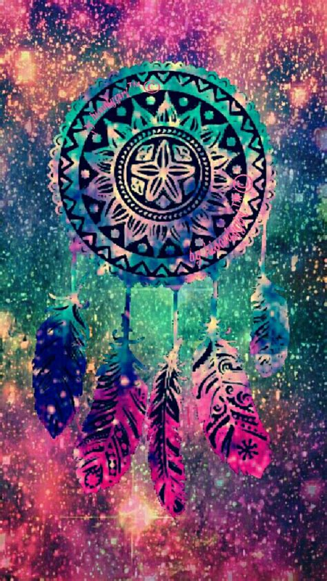 galaxy wallpaper dream vintage dreamcatcher galaxy wallpaper i created for the