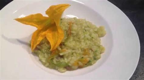 risotto fiori di zucca e zafferano risotto zucchine fiori di zucca patate e zafferano