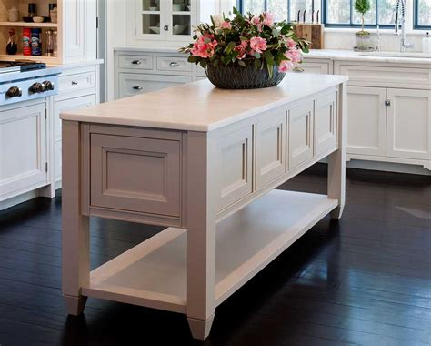 Wood Kitchen Islands by Custom Kitchen Islands Kitchen Islands Island Cabinets
