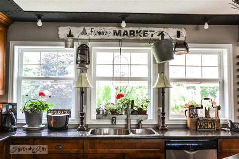 funky kitchens ideas a junk filled summer home decorating tour funky junk