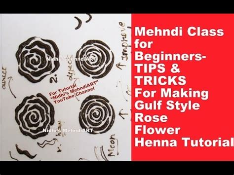 8 Of My Favorite Style Tips And Tricks by Mehndi Class For Beginners Tips Tricks For Gulf