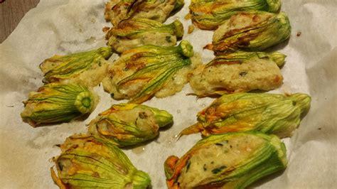 forno co dei fiori ricerca ricette con fiori di zucca ripieni alle patate