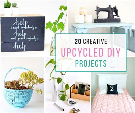 other words for upcycle 20 creative upcycled diy projects a house of