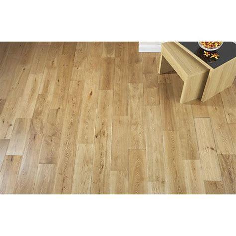Wickes Medina Oak Solid Wood Flooring   Solid wood