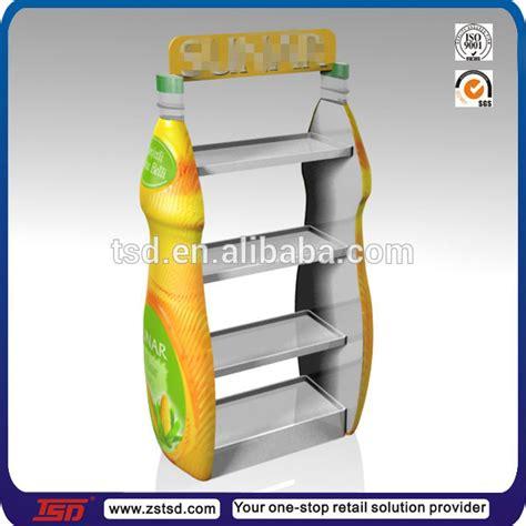 tsd m338 custom store pos double side floor metal fruit