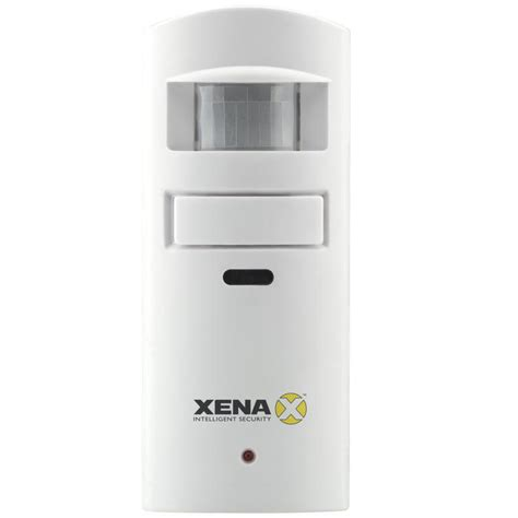 Alarm Xena xena xa201 intruder zone alarm security ghostbikes