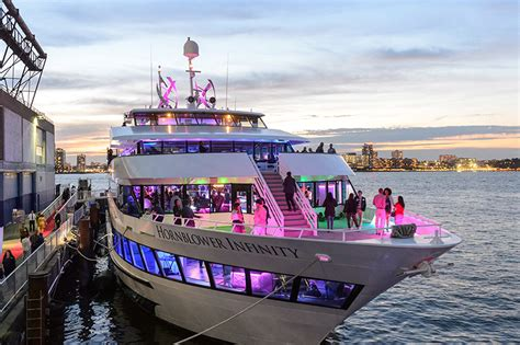 7 best dinner cruises in nyc for an elegant evening - Dinner Cruise Nyc Glass Boat