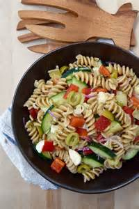 cold pasta salad with italian dressing cold italian pasta salad