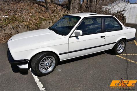 1987 e30 bmw 1987 e30 bmw 325e quot quot gps restoration car with