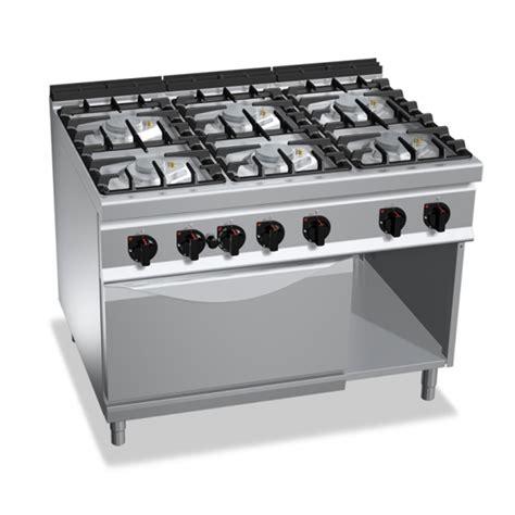 cucina a gas forno elettrico cucina a gas 6 fuochi su forno elettrico