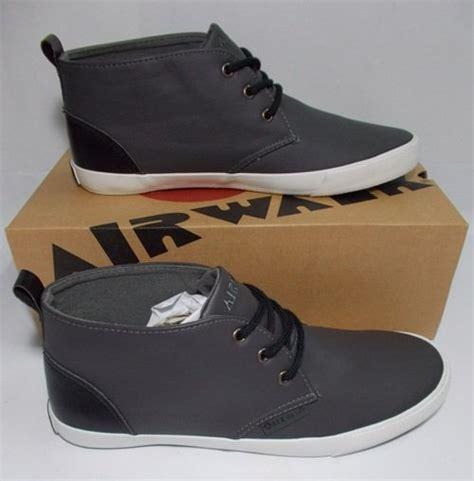 Sepatu Airwalk Dk Brown jual sepatu airwalk liam brown original
