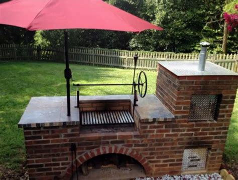 build a backyard smoker pick your pizza 6 outdoor ovens you can build make