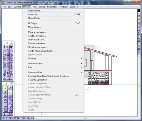screenshot review downloads of shareware domus cad domus cad download