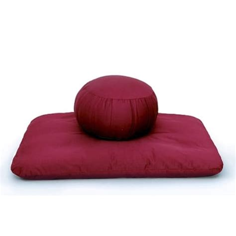 Zafu Meditation Cushion Set