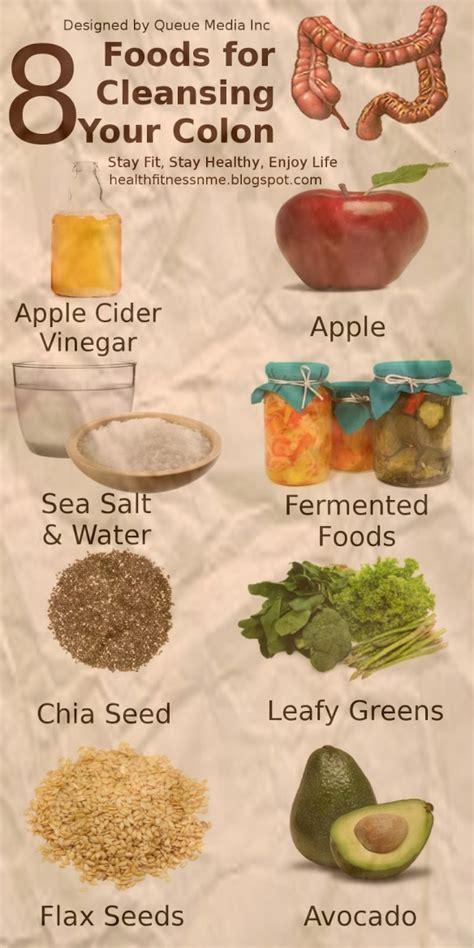 Colonoscopy Detox Colon Cleanse by 8 Foods For Colon Cleansing Ayurveda