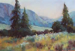 pastel landscape landscapes pastel by virginia dauth virginia dauth