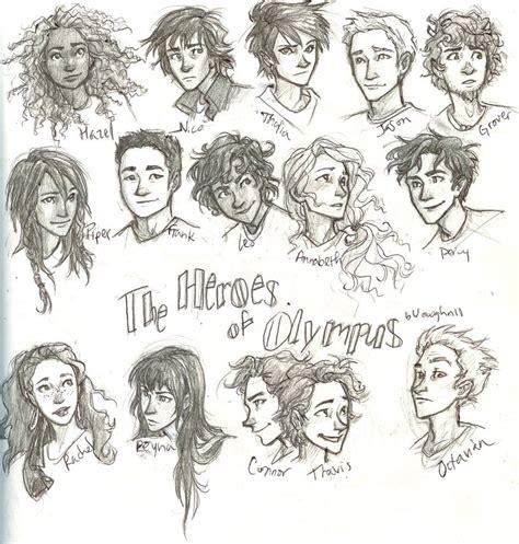 percy jackson heroes of olympus page 2 my random stuff