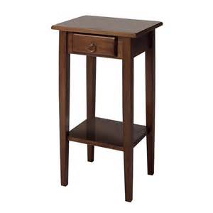 Wood Patio Furniture Canada Winsome Wood 94430 Regalia Phone Table Plant Stand Lowe