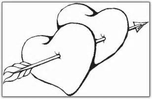 coloring pages print color adding names hearts pictures