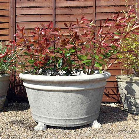 Garden Tubs And Pots Large Garden Tub Large Pots
