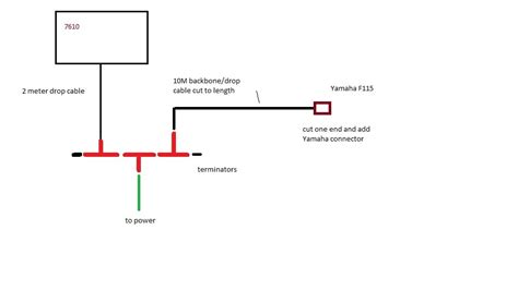 yamaha outboard digital gauges wiring diagram motorcycle