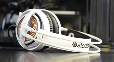 Headshet Steelseries Siberia 350 White gaming headset steelseries siberia 350 ggpc