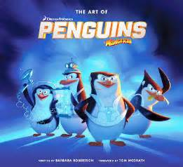 book review the of penguins of madagascar animation