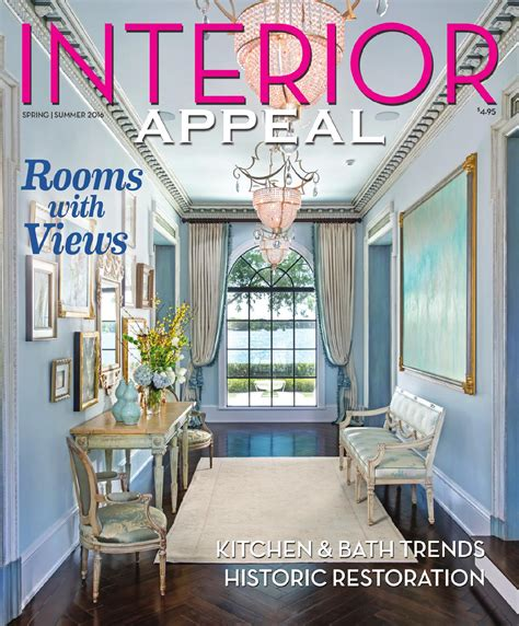 charleston home and design magazine jobs interior appeal spring summer 2016 by orange appeal issuu