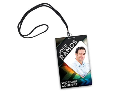 Badge Psd Template Vip All Access Pass Digital316 Net Event Badge Template