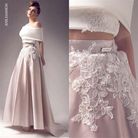 Arabic Pink mermaid prom dress arabic pink prom dresses two