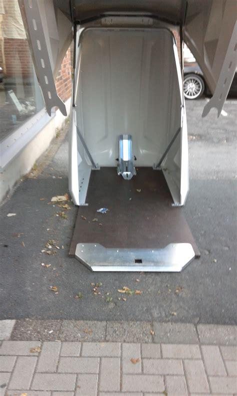 Motorrad Berwintern Garage by Mobile Motorradgarage Bikebox24